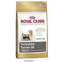 Royal canin yorkshire terrier adult 0,5 kg marki Royal canin breed - karmy bytowe dla psów