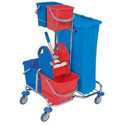 Wózek serwisowy do sprzątania ser-0005 marki Splast