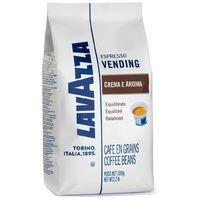Lavazza Kawa ziarnista  crema e aroma vending 1kg (8000070029644)