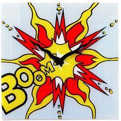 Zegar ścienny Nextime Boom
