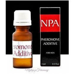 NPA feromony męskie - 15ml - produkt z kategorii- Feromony