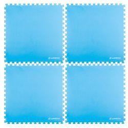 Mata fitness  eva40 200 x 200 cm do ćwiczeń - kolor niebieski od producenta Insportline