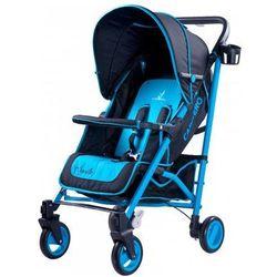 Caretero SONATA wózek dziecięcy spacerówka blue - sprawdź w wybranym sklepie