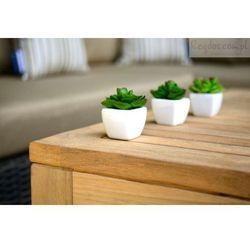 Stół prostokątny Rinjani 160x90cm, towar z kategorii: Stoły ogrodowe