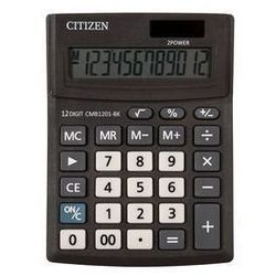 Kalkulator Citizen CMB1201-BK 12-cyfrowy czarny