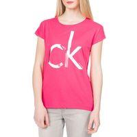 Calvin Klein Teri-29 Koszulka Różowy M