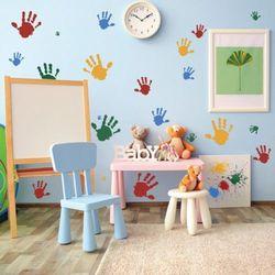 Nakleo Szablon malarski wielokrotny dla dzieci (5 szt.) // dłonie (5903175800299)