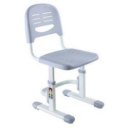 Fundesk Krzesełko dziecięce z regulacją wysokości fun desk sst3 grey