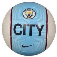 Nike Performance MANCHESTER CITY PRESTIGE Artykuły klubowe white/field blue/midnight navy, SC3145