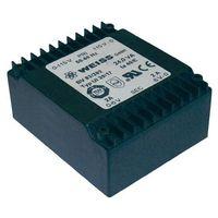 Transformator płaski, Weiss Elektrotechnik 83/282, 2 x 115 V / 2 x 6 V, 24 VA