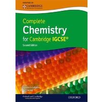 Complete Chemistry for Cambridge IGCSE with CD-ROM (9780199138784)