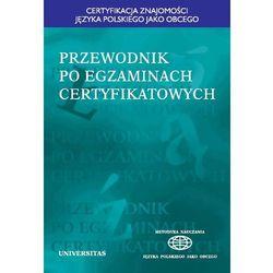 Przewodnik po egzaminach certyfikatowych (kategoria: E-booki)