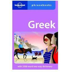 Rozmówki Greckie - Lonely Planet Greek Phrasebook, pozycja wydana w roku: 2010