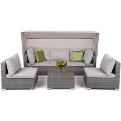 Home & garden Zestaw wypoczynkowy vigo grey / light grey