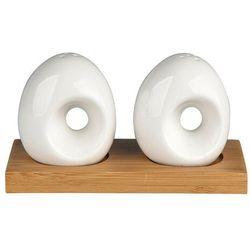 Regular Solniczka i Pieprzniczka na Bambusowej Podstawie Altom Design, 5907508127077