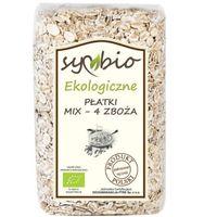 Płatki mix - 4 zboża ekologiczne Symbio 700g - sprawdź w wybranym sklepie