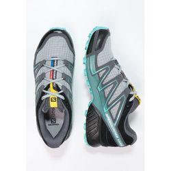 Salomon SPEEDCROSS VARIO Obuwie do biegania Szlak light onix/black/bubble blue z kategorii obuwie do biegania