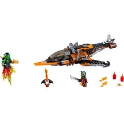 Lego Ninjago Podniebny Rekin 70601 z kategorii: klocki dla dzieci