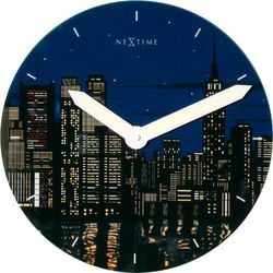 Zegar ścienny New York (8717713013464)