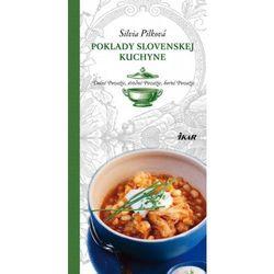 Poklady slovenskej kuchyne: Dolné Považie, stredné Považie, horné Považie Pilková Silvia, pozycja z kat