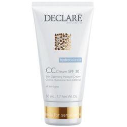 Declaré hydro balance skin optimizing moisture cc cream spf 30 nawilżający krem optymalizujący wygląd sk�