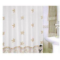 Zasłonka łazienkowa txt 180x200 kornati marki Bisk