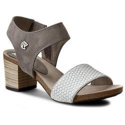 Sandały KARINO - 1183/002-P Szary, rozmiar od 36 do 40, szary
