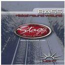 ba4000 struny do gitary basowej 40-100 marki Stagg