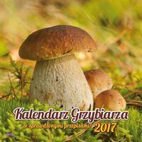Kalendarz Grzybiarza KAD-6 2017