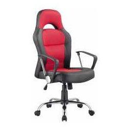 Fotel Q-033 czerwono-czarny - ZADZWOŃ I ZŁAP RABAT DO -10%! TELEFON: 601-892-200, SM F Q033_20170223233421