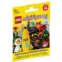 Lego MINIFIGURES Kolekcja minifigurek komplet 16 el. 71013