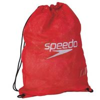 Torba treningowa Speedo Mesh Bag czerwony, 10906