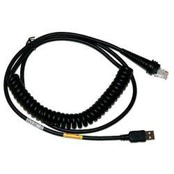 Kabel usb spiralny do czytników  serii 1xx0 (3.0 m) od producenta Honeywell