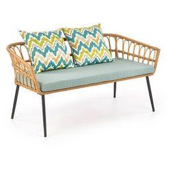 Sofa Gardena 2S kolor naturalny