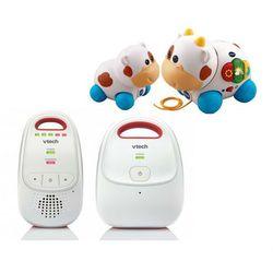 Vtech Cyfrowa Niania elektroniczna Classic BM1000 i zabawka interaktywna Grające krówki