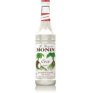 Syrop orzech kokosowy coconut 700ml marki Monin