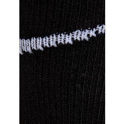 Nike Performance NONCUSHION NO SHOW Stopki black z kategorii Pozostała odzież sportowa