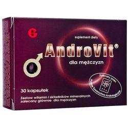 AndroVit 30 kaps. - sprawdź w wybranym sklepie
