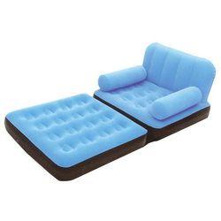 Materac materac/fotel welurowy składany 2w1 pomarańczowy materac/fotel welurowy składany 2w1 marki Bestway