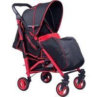 Wózek spacerowy Caretero Sonata Red