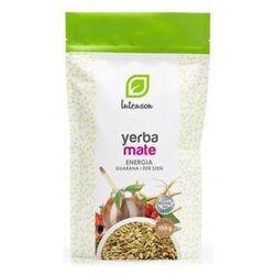 Herbata Yerba Mate energia guarana i żeń szeń 150 g Intenson - produkt z kategorii- Yerba Mate