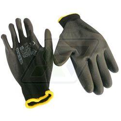 Rękawice robocze Geko czarne 8 G73511, towar z kategorii: Rękawice