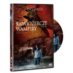 Krwiożercze wampiry (DVD) - Eric Bross, towar z kategorii: Horrory