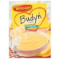 WINIARY 60g Budyń o smaku bananowym - sprawdź w wybranym sklepie