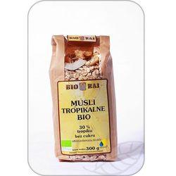 : musli tropikalne bio - 300 g od producenta Bio raj
