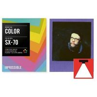 Impossible Color SX-70 Polaroid Color Frame