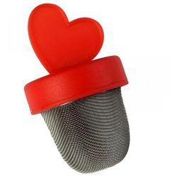 ZAPARZACZ SITKO DO HERBATY serce