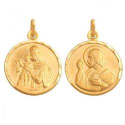 Zawieszka złota pr. 585 - 35666, marki Rodium