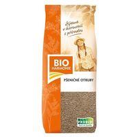 Otręby pszenne BIO 250g - BIOHARMONIE z kategorii Płatki, musli i otręby