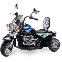 Toyz Rebel motocykl na akumulator black (dziecięcy pojazd elektryczny)